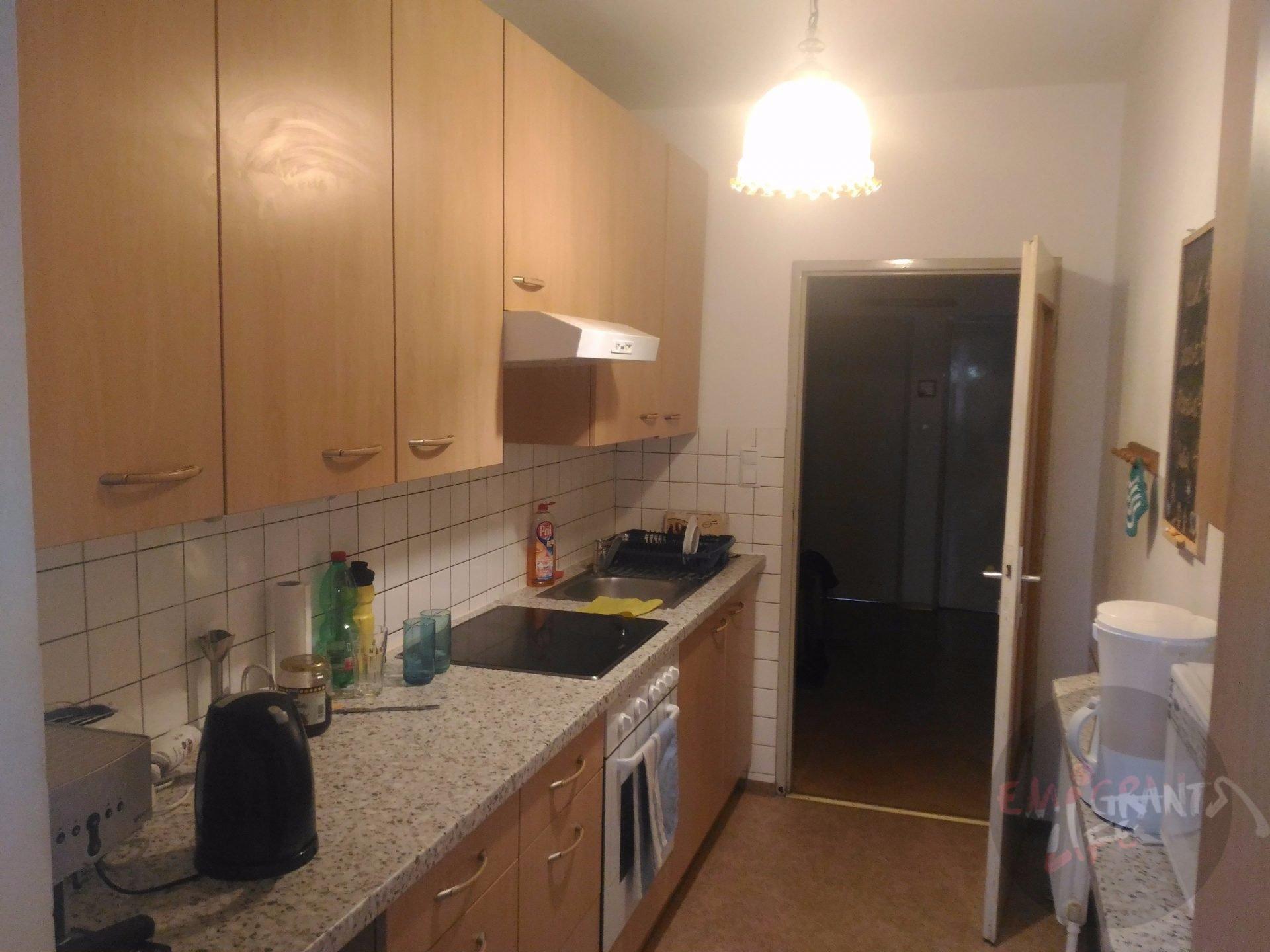 Кухня. Общая для жильцов всех комнат