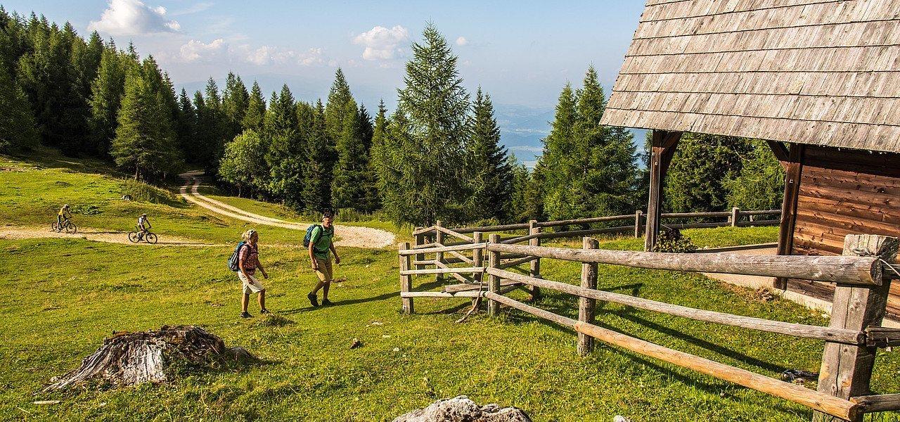 Пешие маршруты Австрии