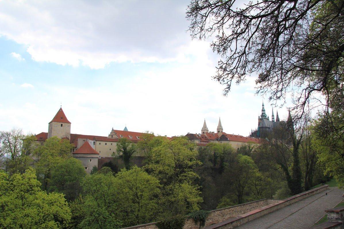 Пражский град, Прага, Чехия. Май, 2013