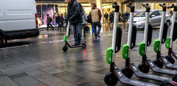 Аренда электрических скутеров в австрийском Линце