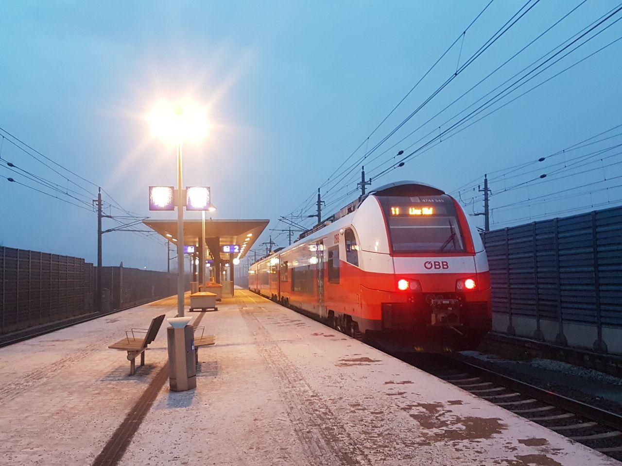 Страховка на ж/д-билеты в Австрии.
