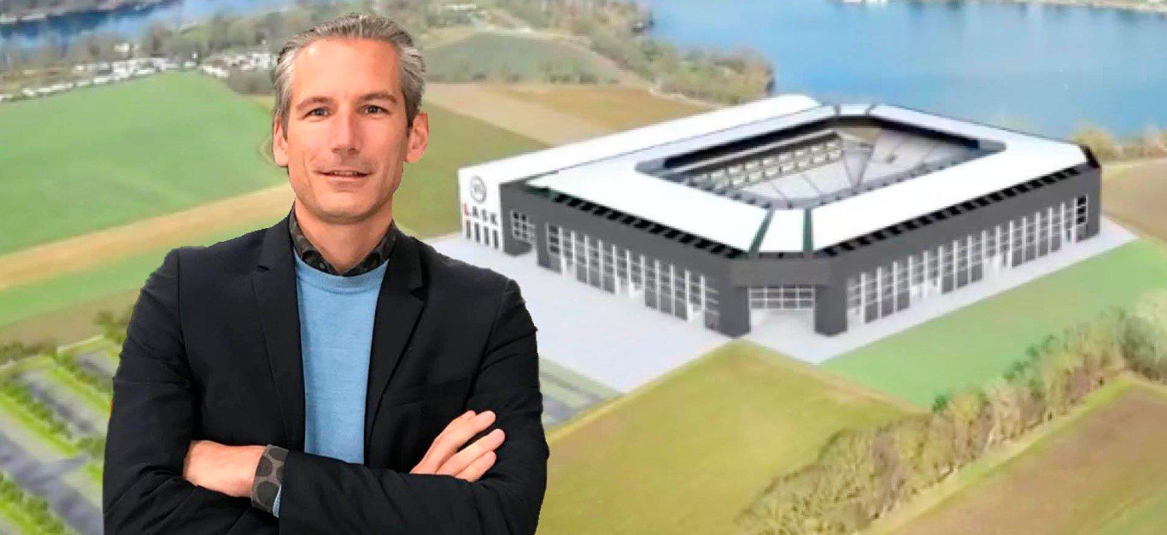 LASK Arena: начался сбор подписей против строительства