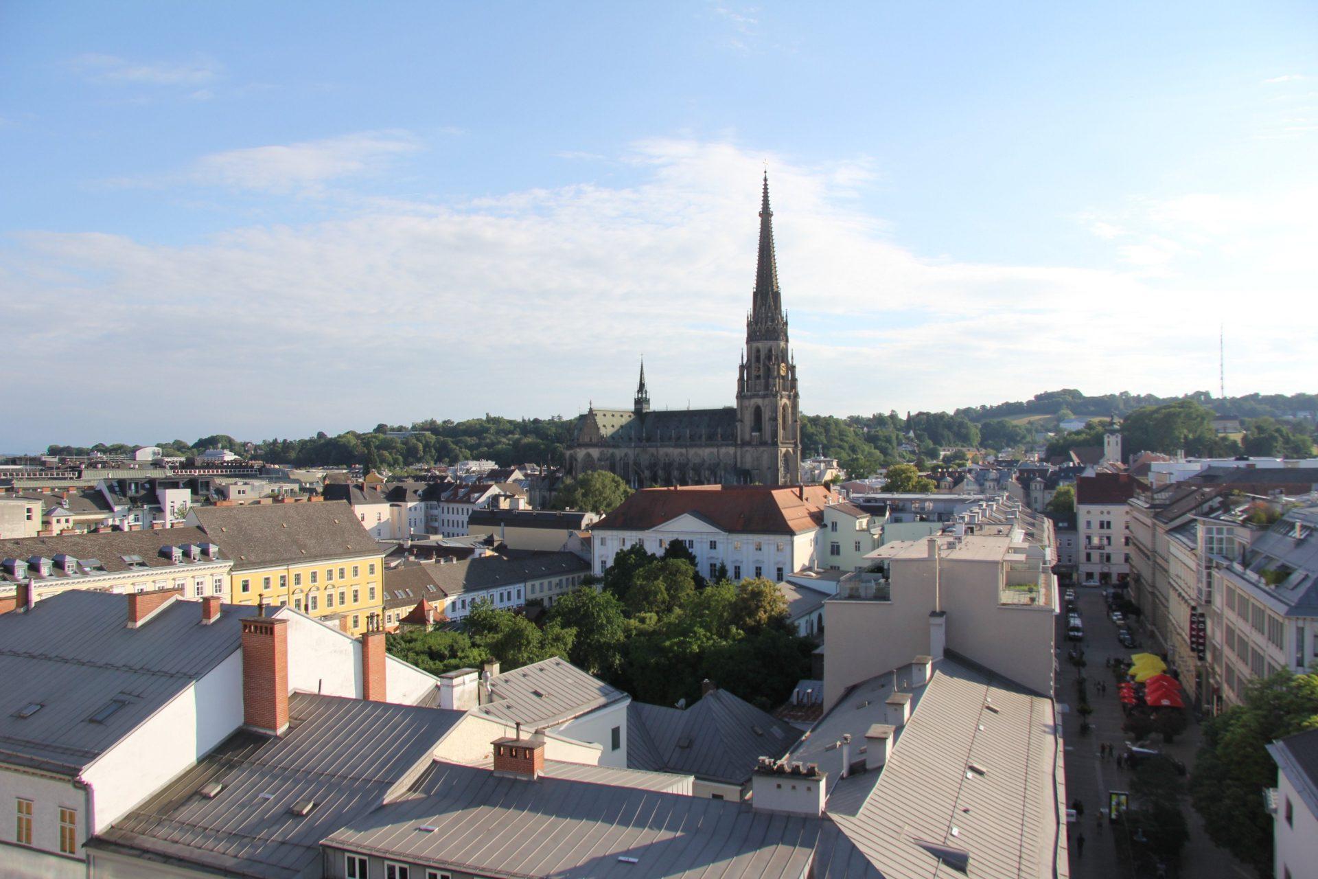 Mariendom, или Новый собор Линца