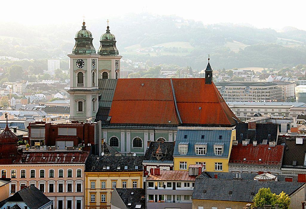 Старый собор Линца или Alter Dom