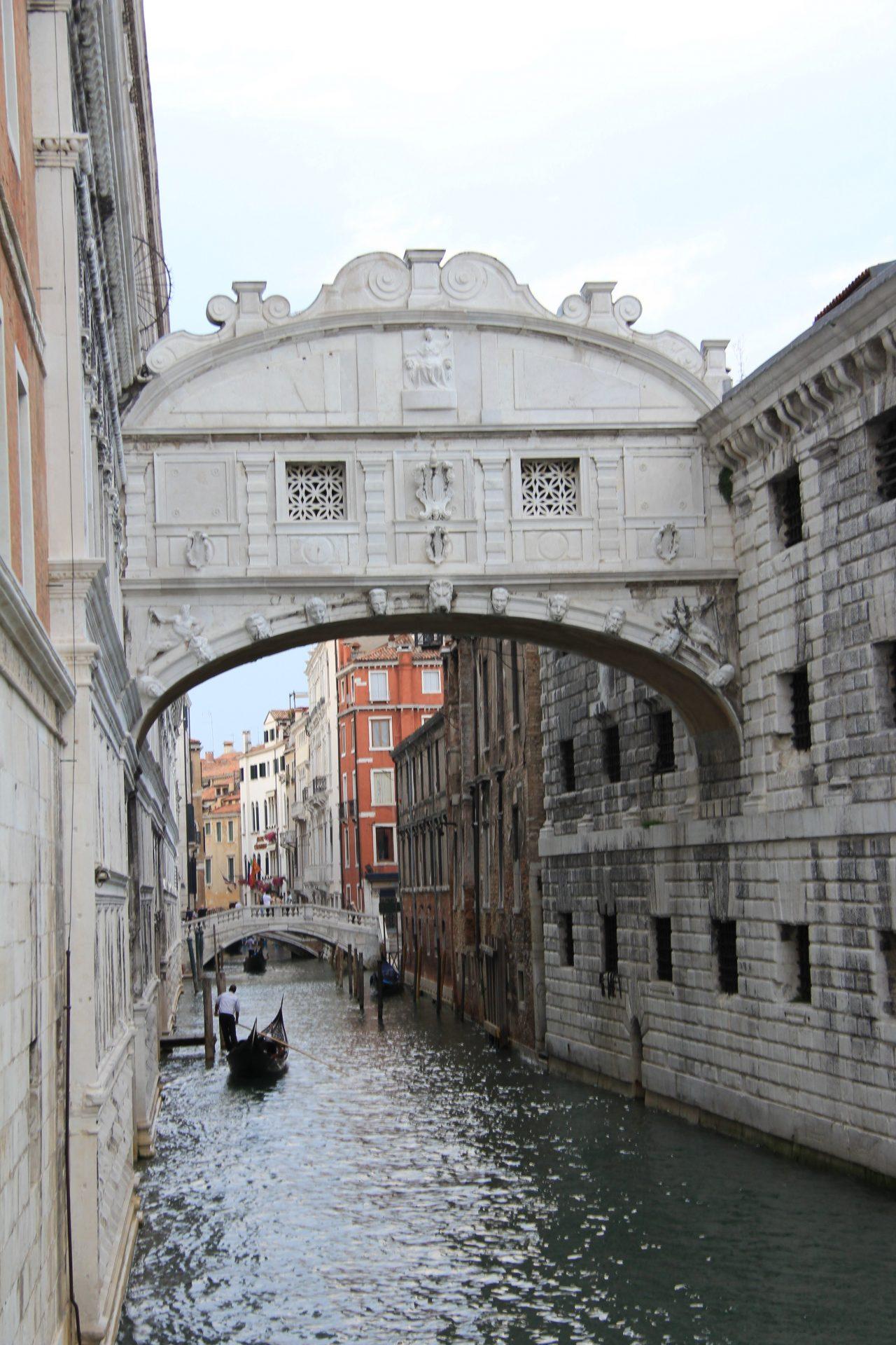 Мост Вздохов, Венеция, Италия. Июль, 2012