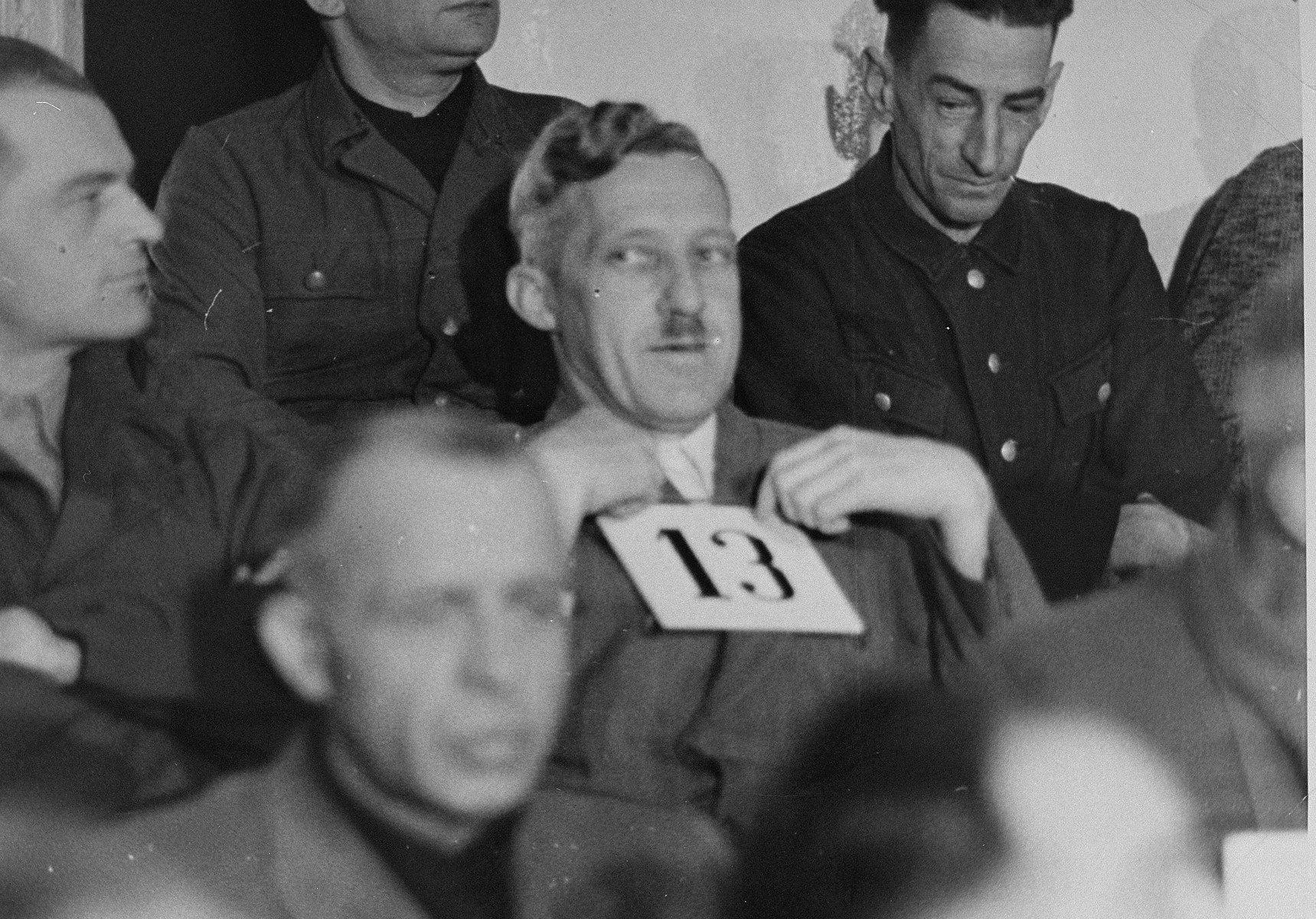 Август Айгрубер — австрийский губернатор и военный преступник.