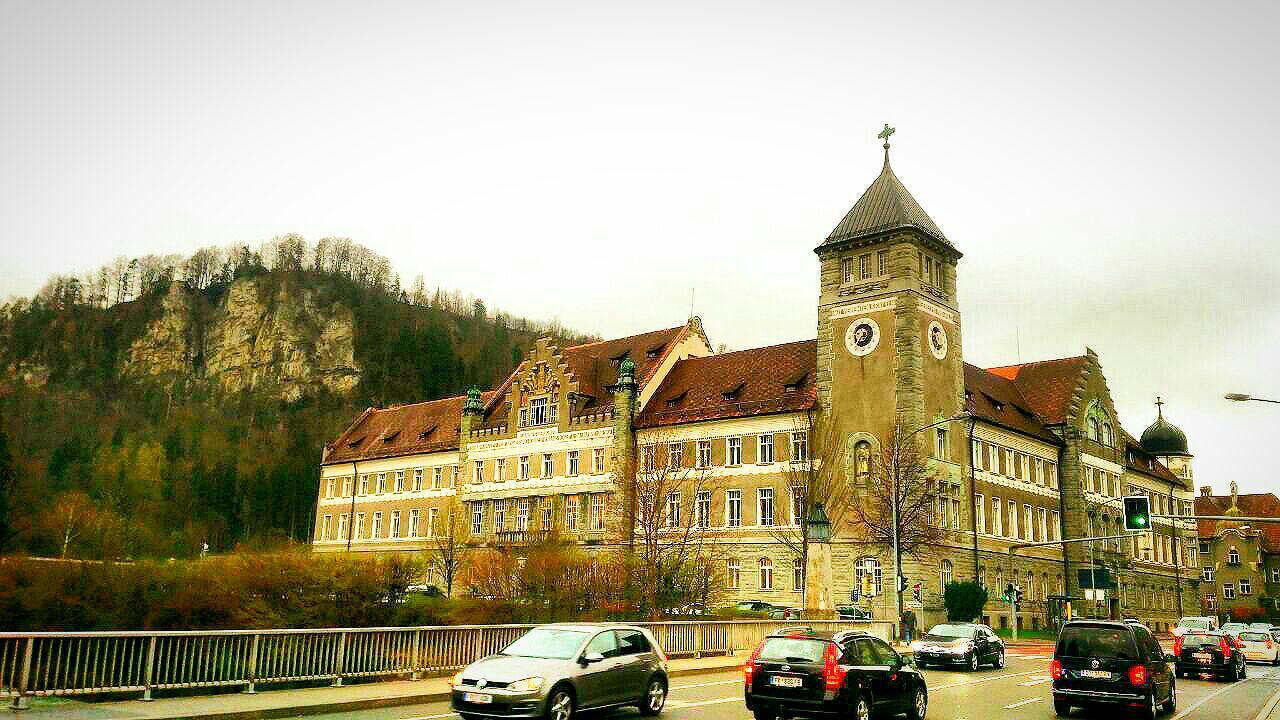 Как я пешком ходил из Австрии в другую страну