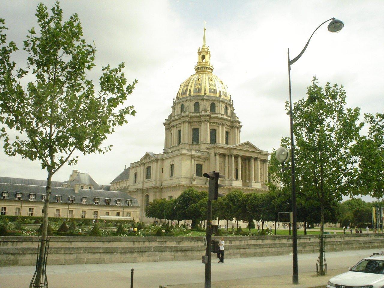 Дом инвалидов, Париж, Франция. Июль, 2006