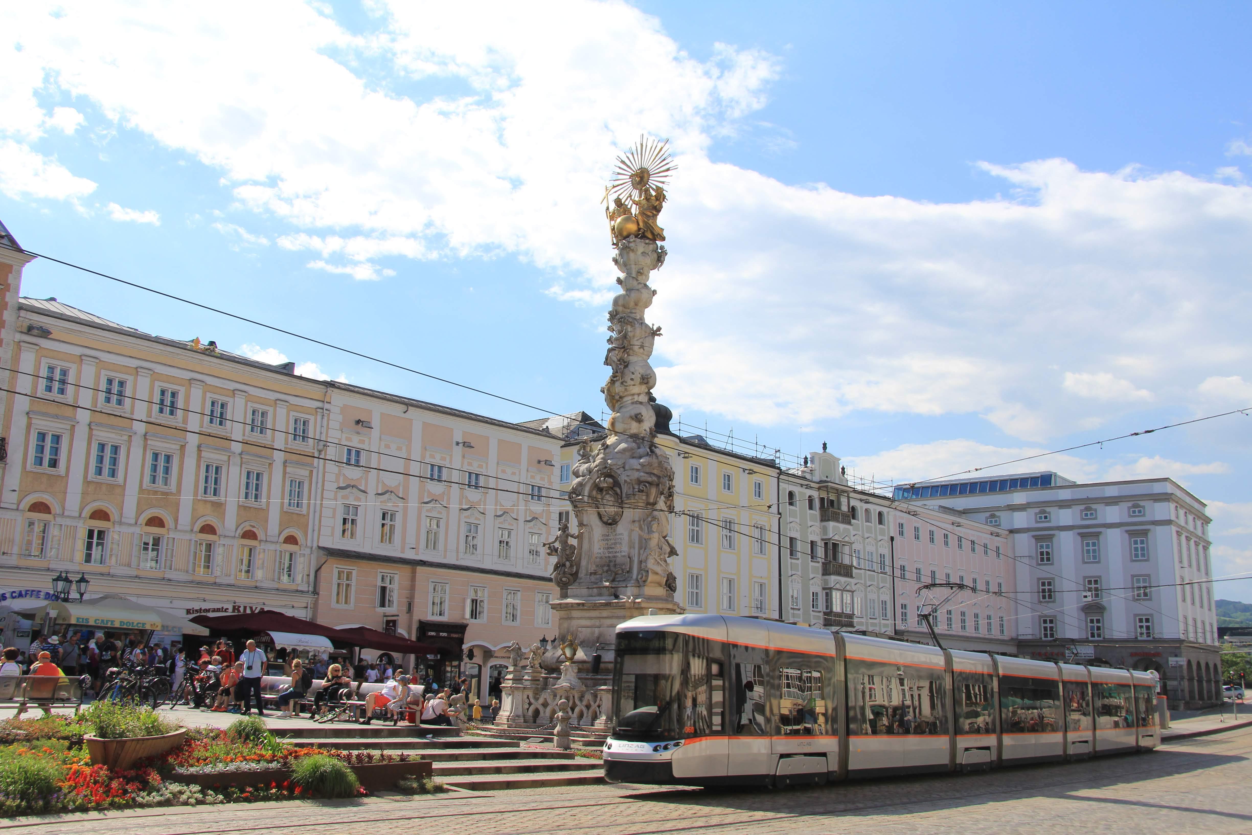 Общественный транспорт Австрии