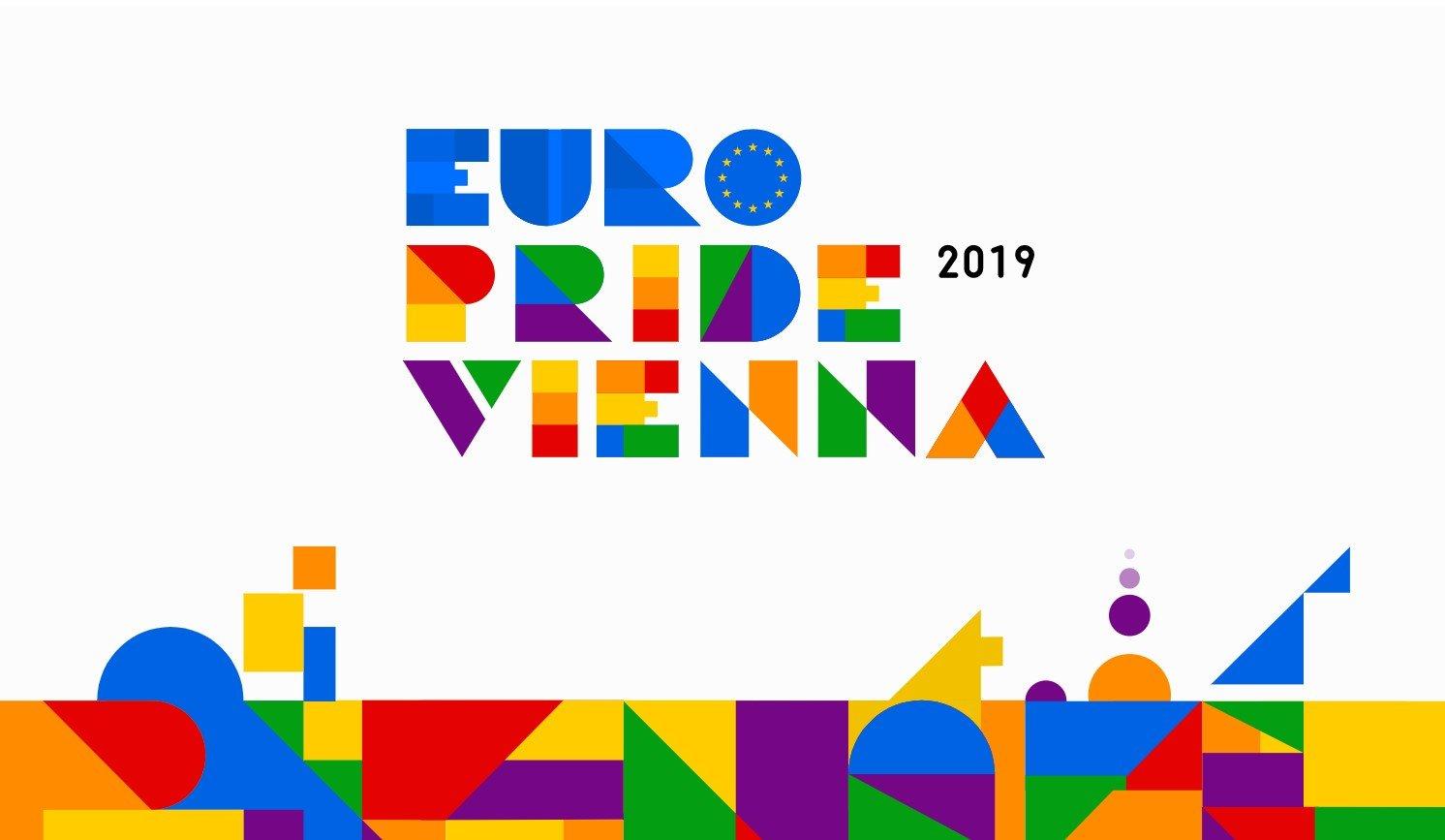 Вена — столица Europride 2019. Маркетинг в действии.