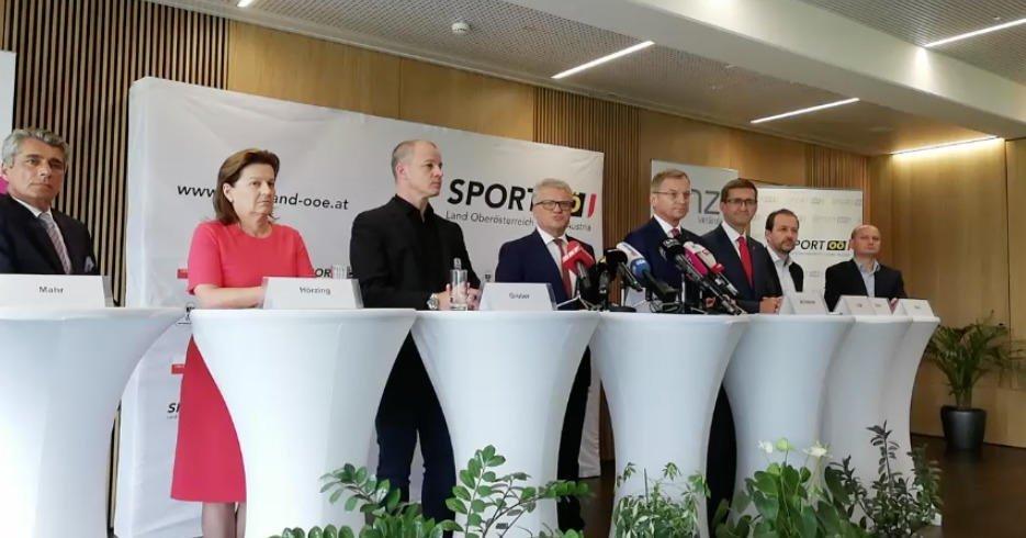 ФК LASK и ФК BLUE WHITE получат по собственному стадиону в австрийском Линце!
