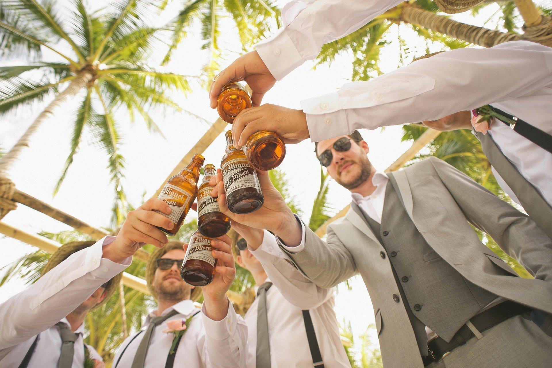 Пить пиво может быть полезно для вашего здоровья