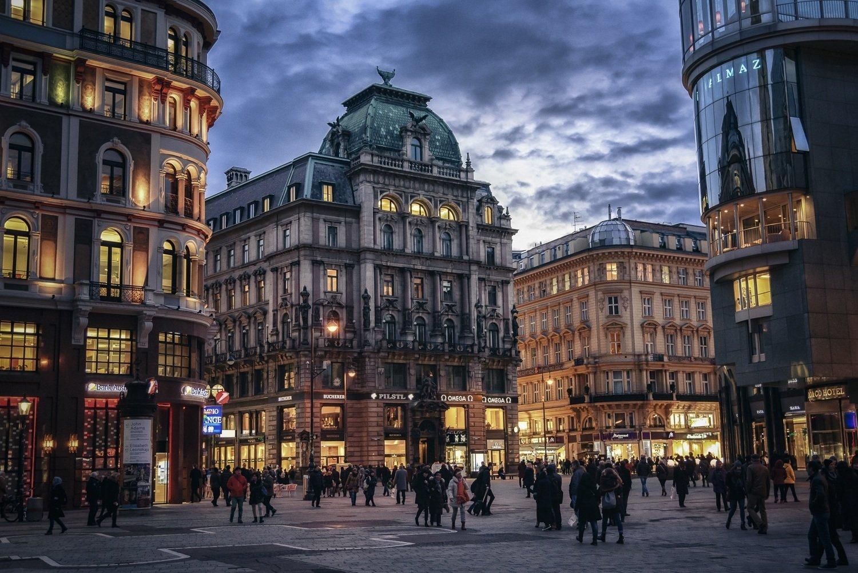 Вена — самый пригодный для жизни город в мире
