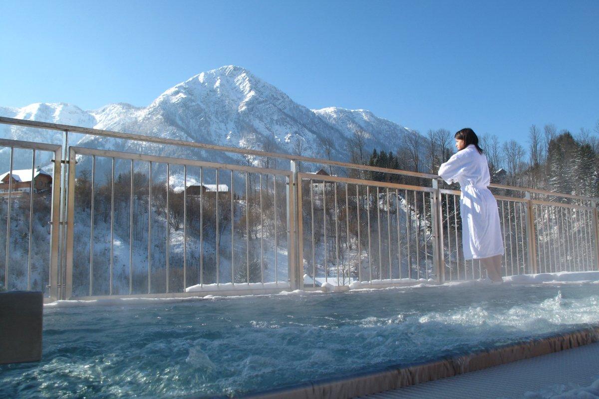50 термальных источников в Австрии