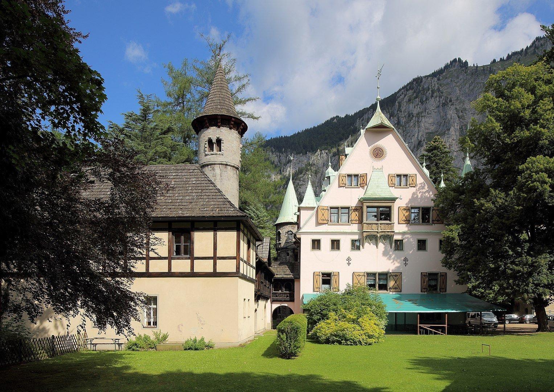 40 красивейших замков австрийской Штирии. Горы, игры и престолы