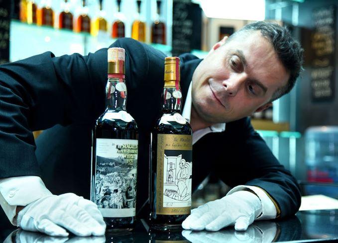 СМИ Австрии: Это самый дорогой виски в мире!
