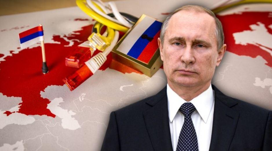 СМИ Австрии: российский Интернет сейчас в руках государства!