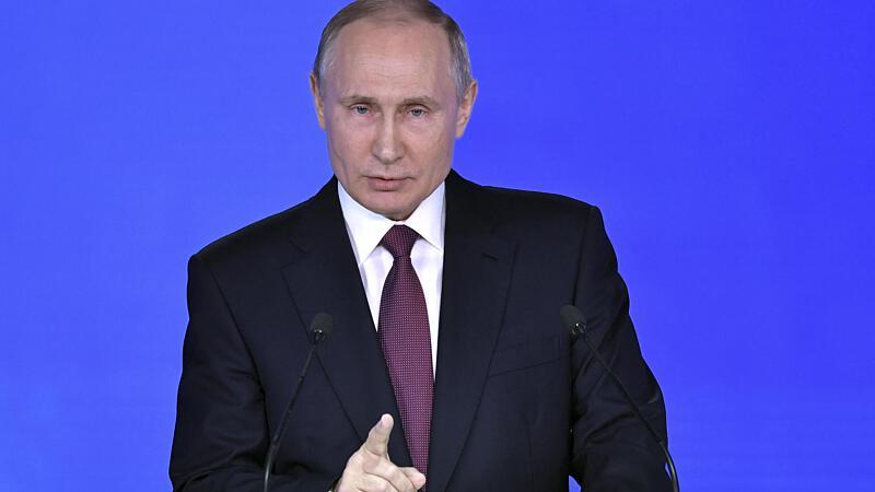 Путин призывает к созданию  российской альтернативы Википедии