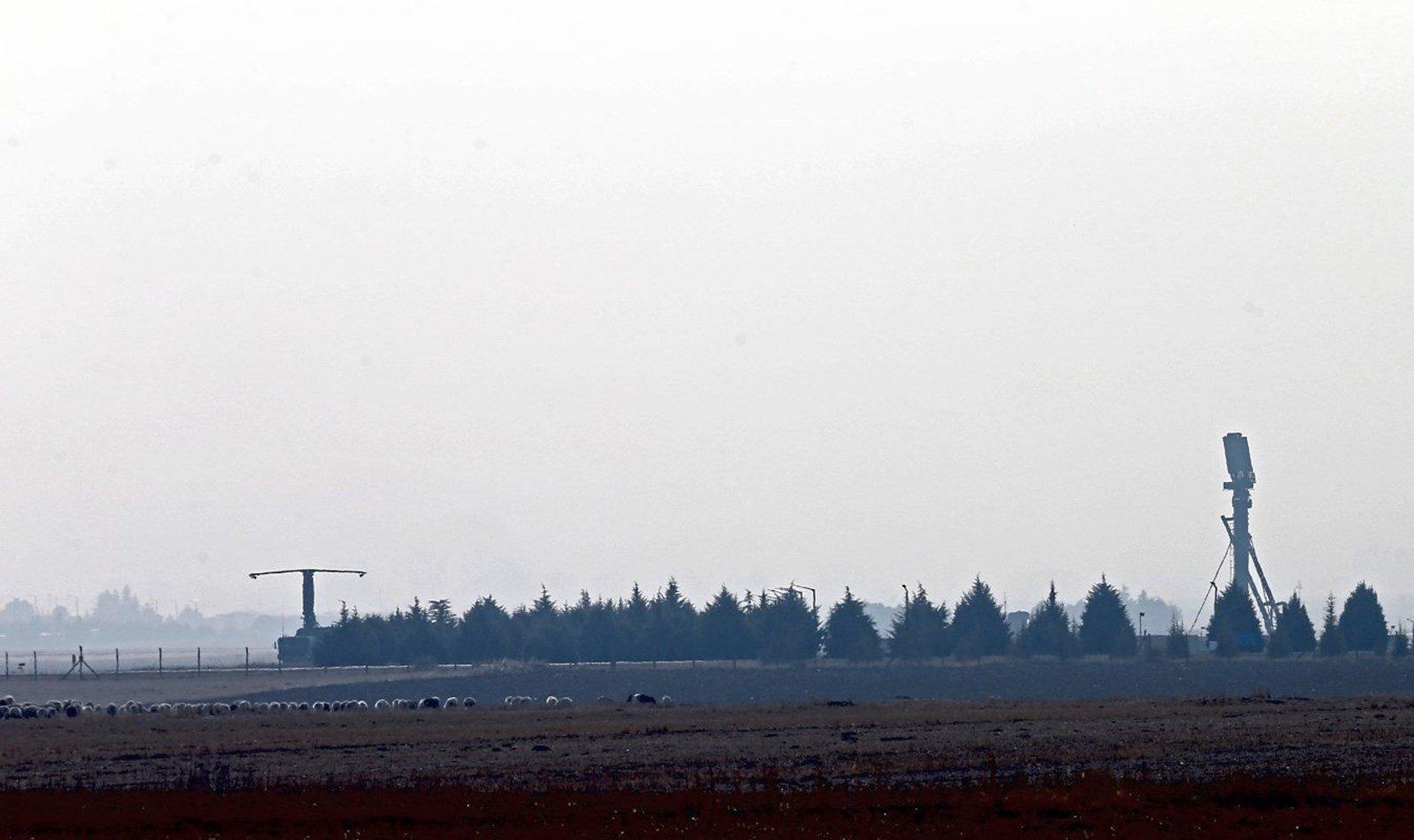 Турция испытывает российскую противоракетную оборону С-400 против американских самолётов