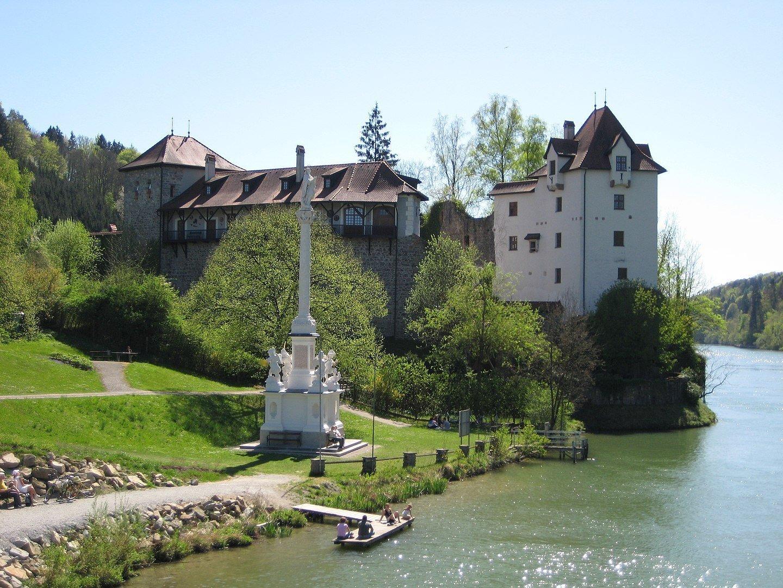 40 редких замков Верхней Австрии