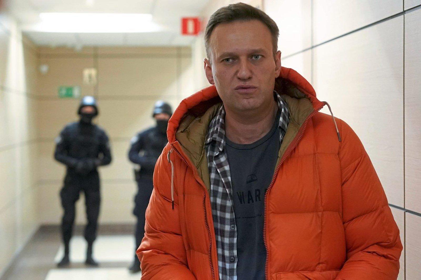 СМИ Австрии: Кремлёвский критик Навальный снова арестован