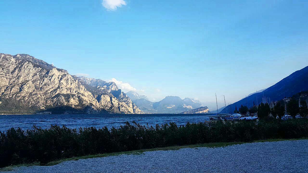 Озеро Гарда, Италия, Сентябрь, 2018