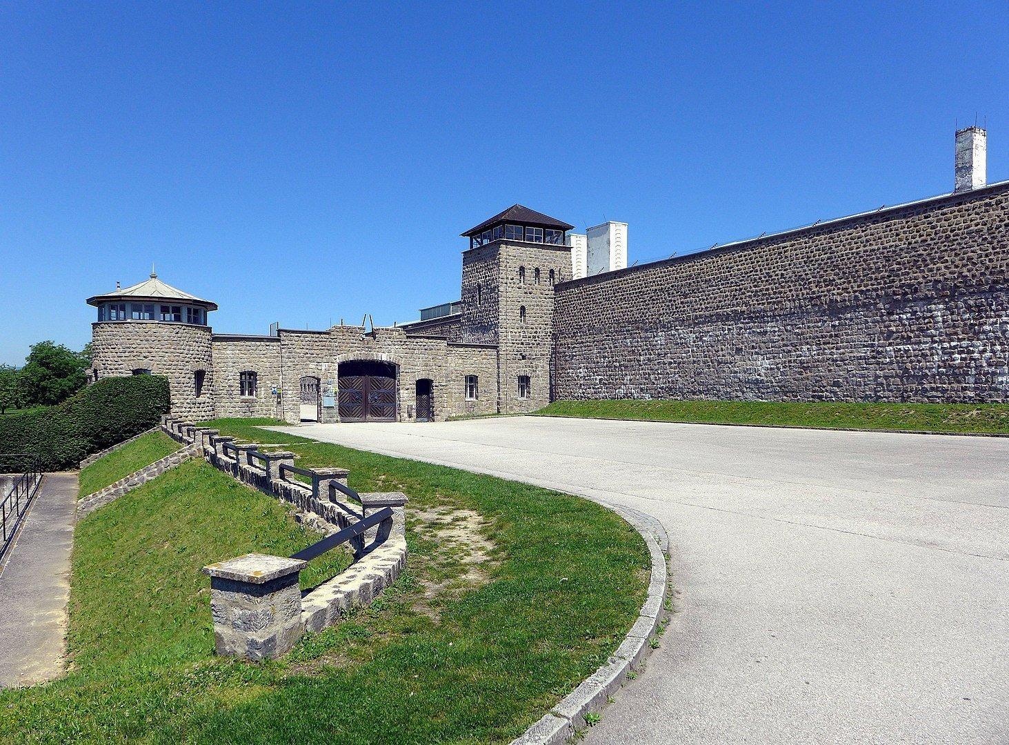 Как Австрия почтила память 75-летия восстания в концлагере Маутхаузен