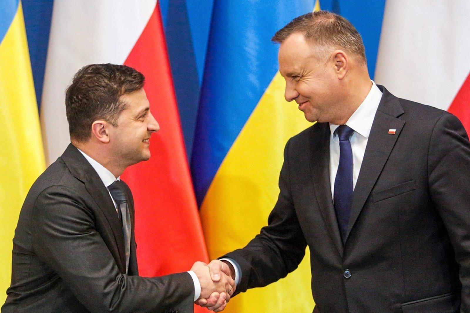 Украина и Польша объединились против Москвы