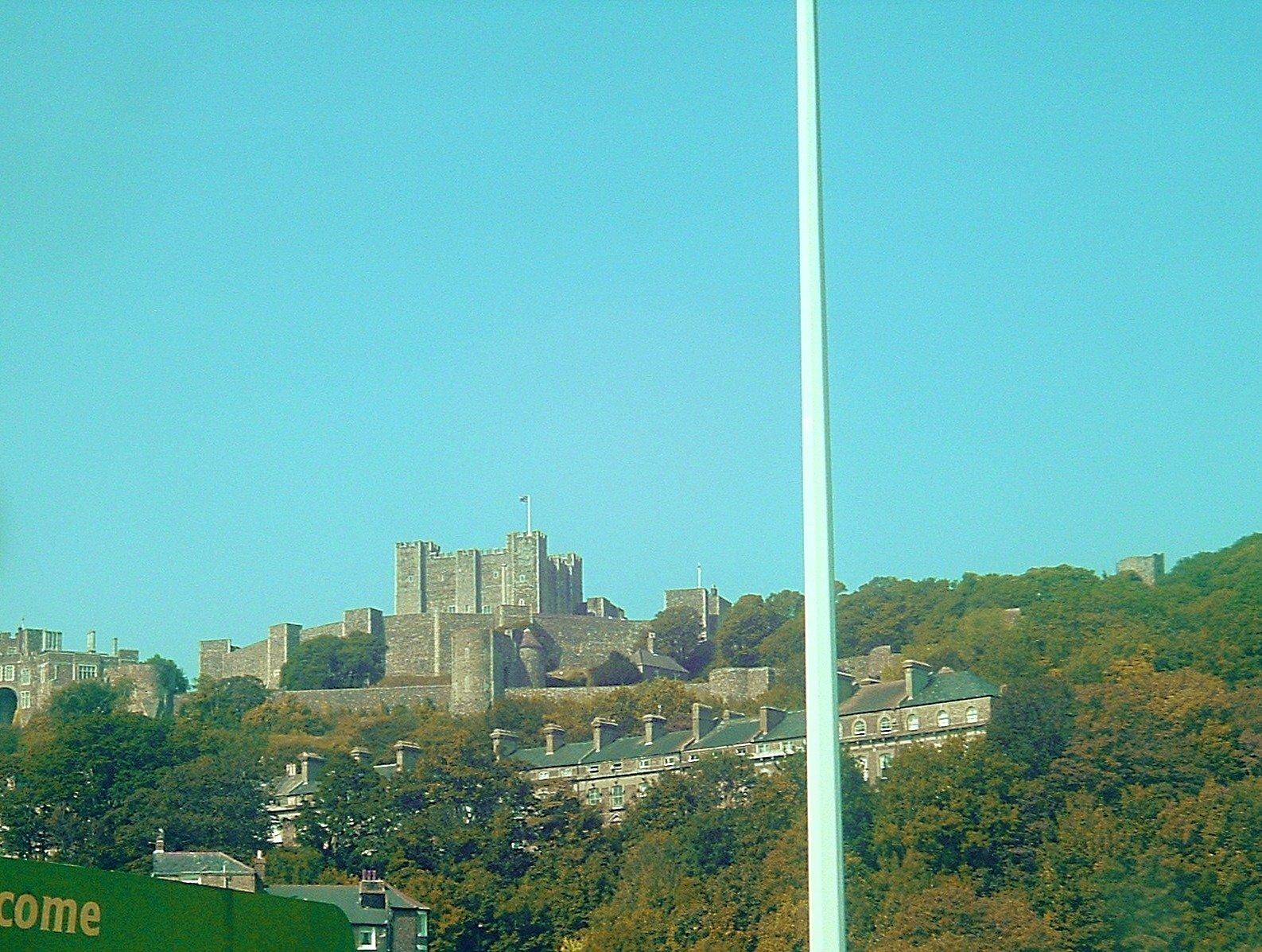 Дуврский замок, Дувр, Великобритания. Июль, 2006
