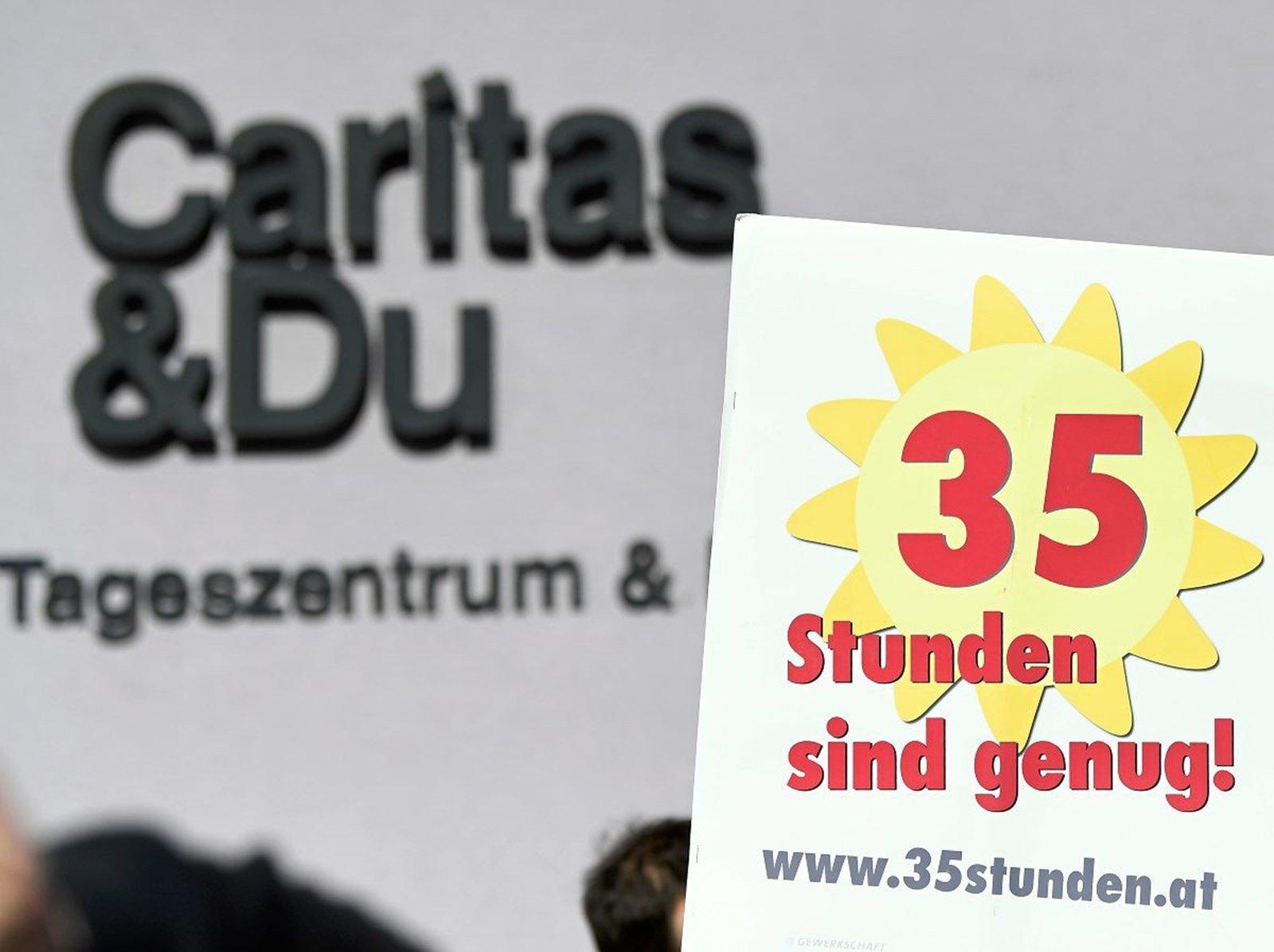 СМИ Австрии: «35 часов достаточно!»: запланированы новые забастовки