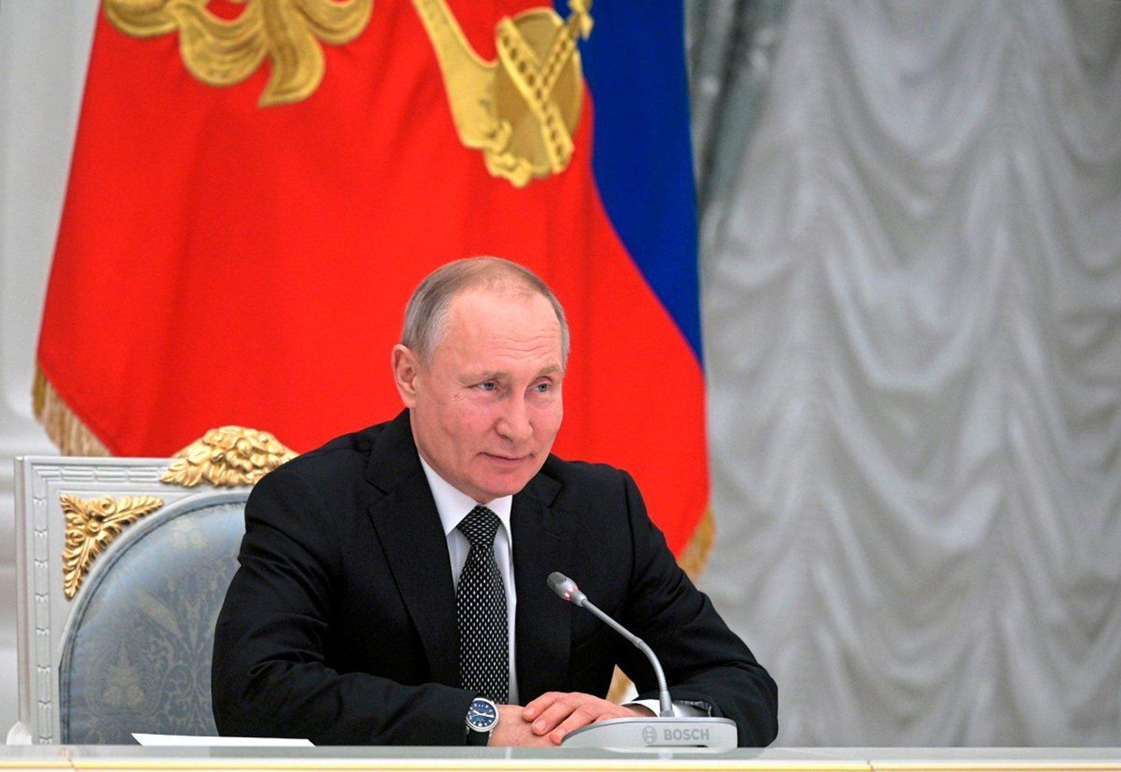 СМИ Австрии: Владимир Путин может начать всё сначала в 2024 году