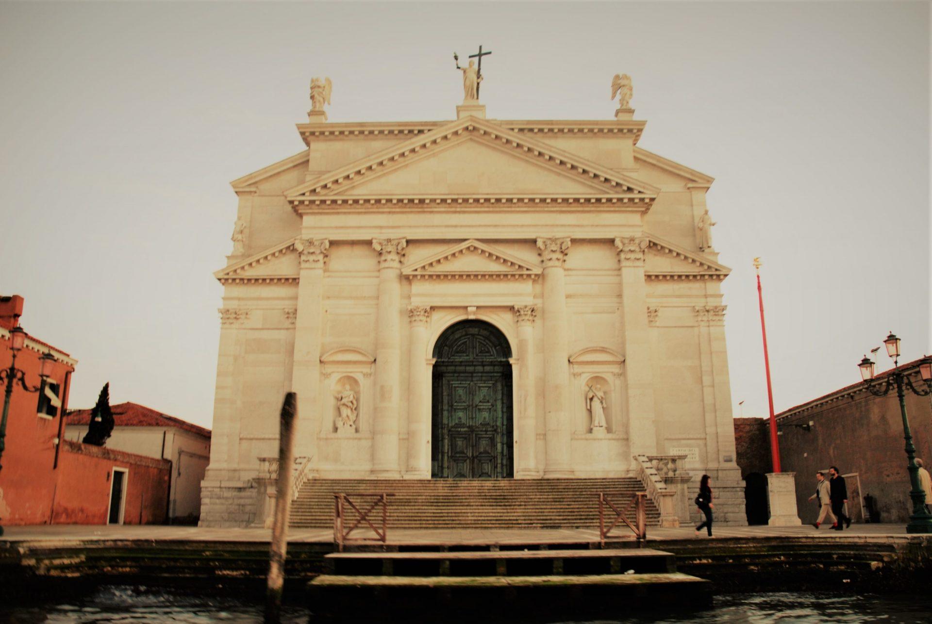 Церковь Иль Реденторе, Венеция, Италия. Июль, 2012
