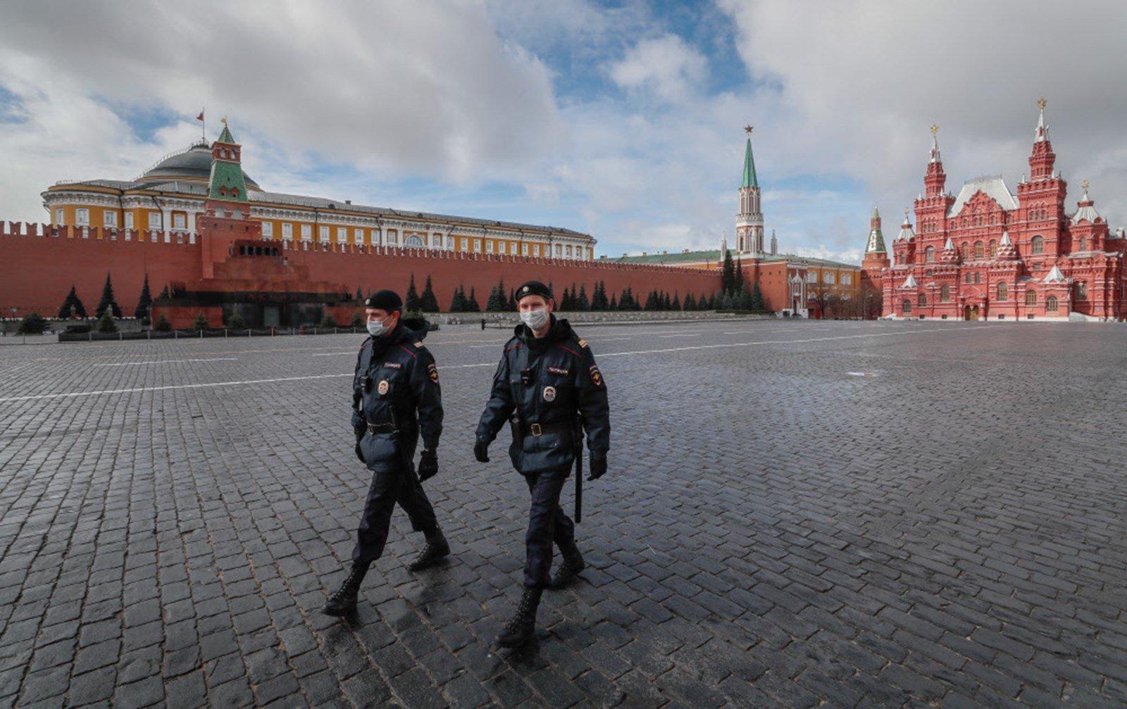 СМИ Австрии: из-за Covid-19 отменён российский военный парад на 9 мая.