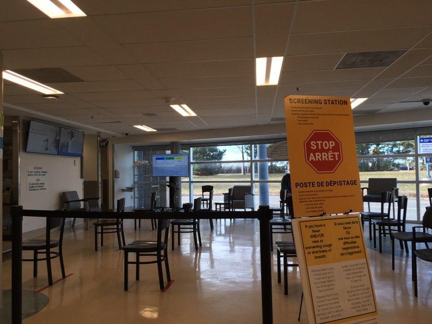 Как пережить пандемию если работаешь в канадской больнице?