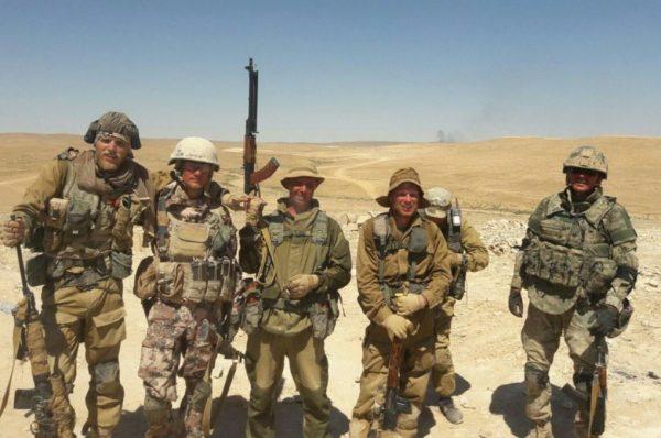 сотни русских наёмников недавно покинули южный фронт Триполи