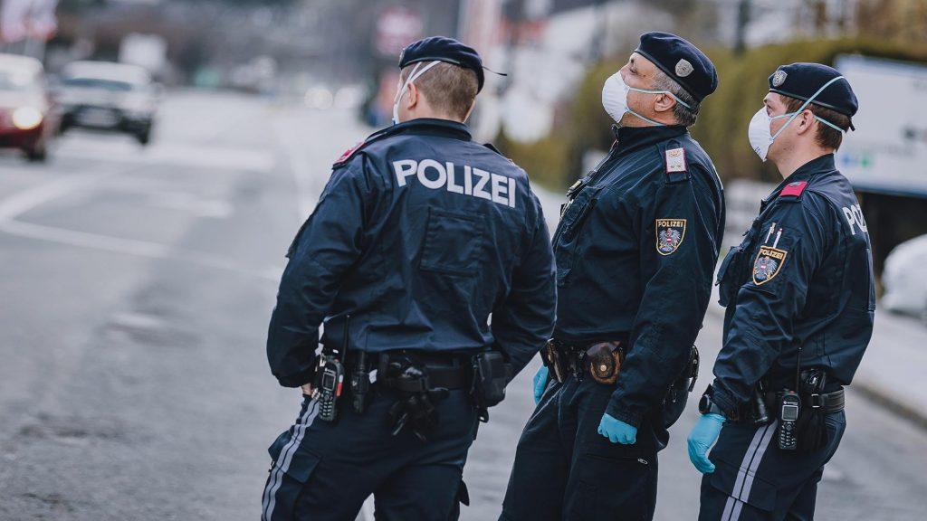 австрийцы нарушали карантин