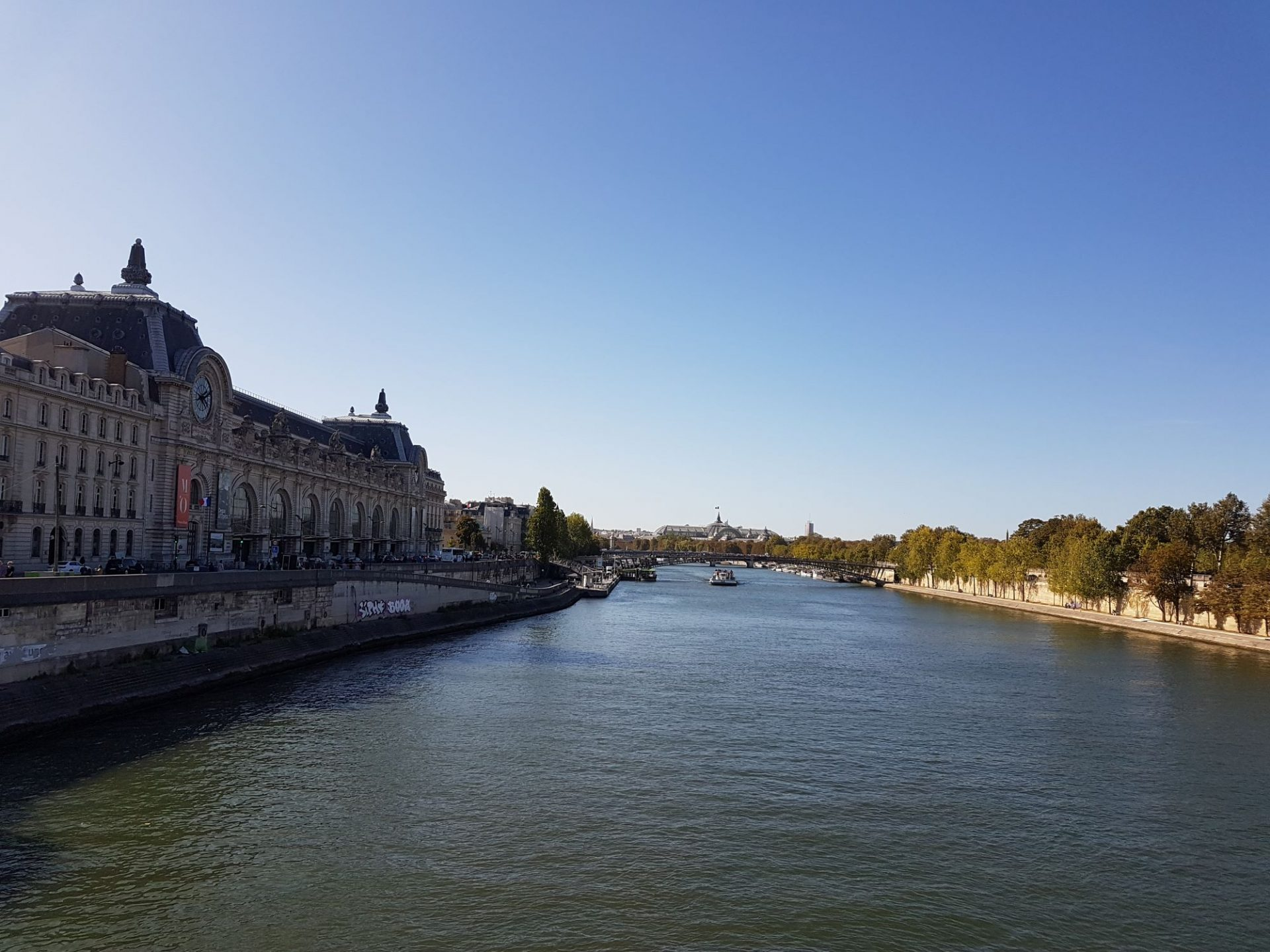 Музей Орсе, Париж, Франция. Сентябрь, 2019