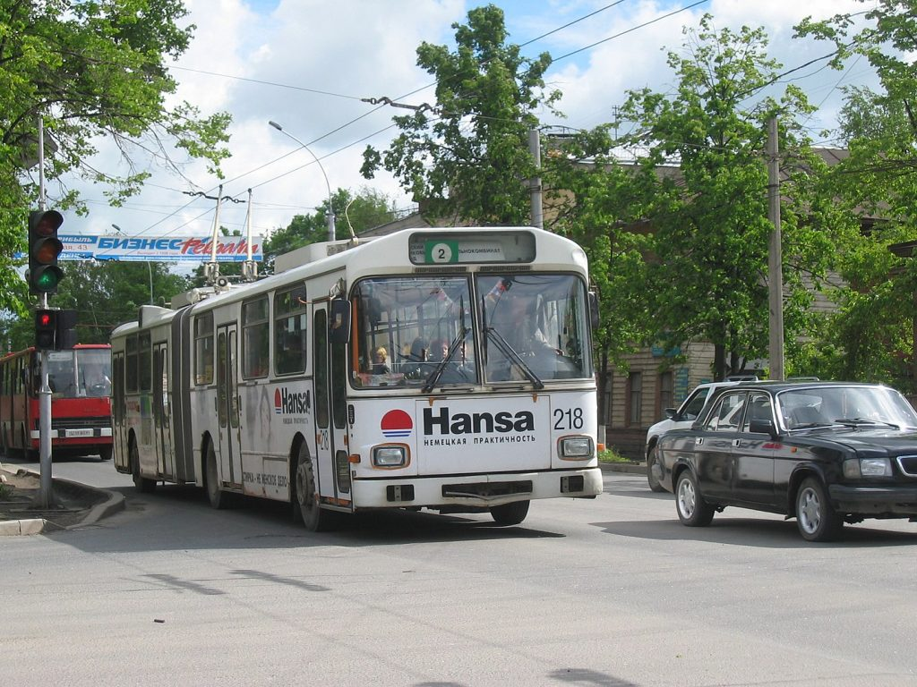 Транспорт Австрии: всё о троллейбусах Линца