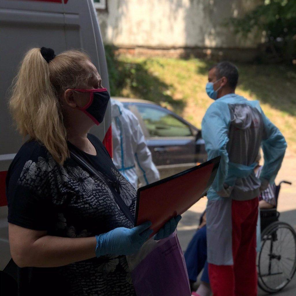 «Как я месяц болела Covid-19»: большое интервью из Белграда!
