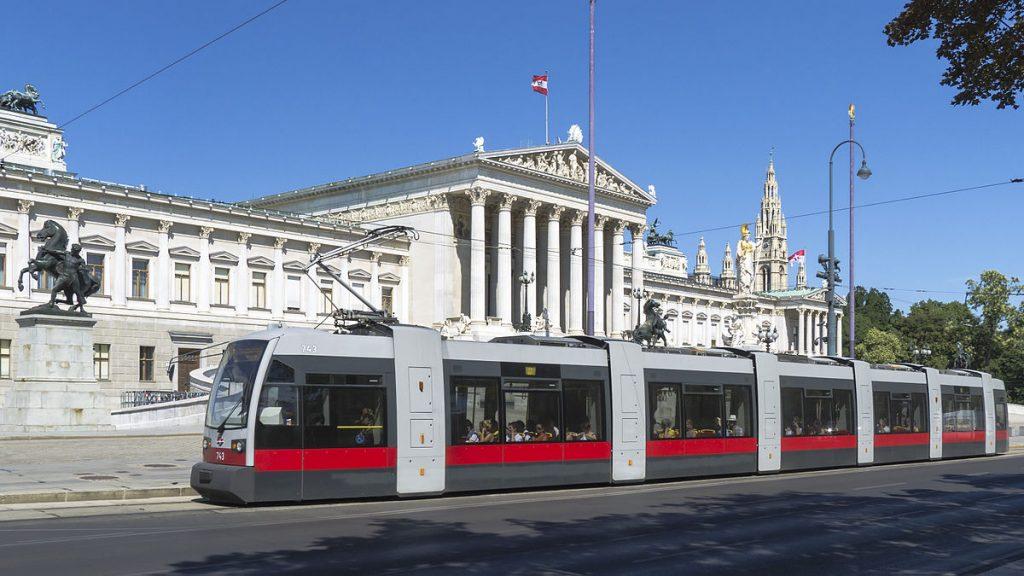 История венского трамвая